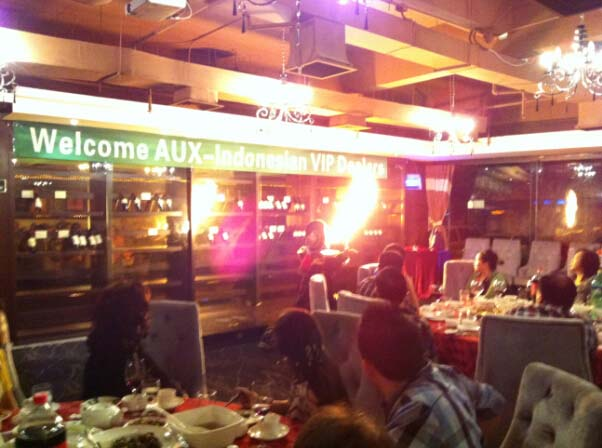 2012AUX-Indonesian VIP Dealers Party